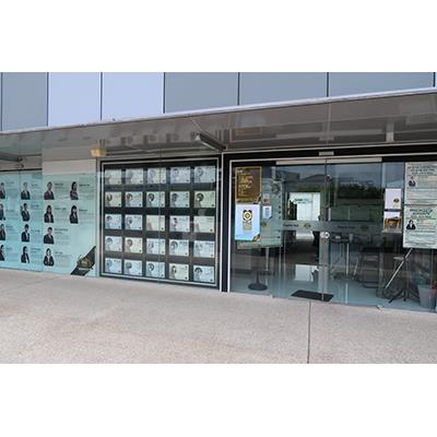 Aspire Hub Education Shopfront