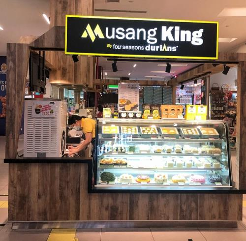 Musang King by Four Seasons Durians