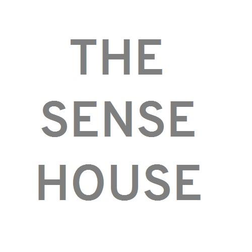 The Sense House Text Logo