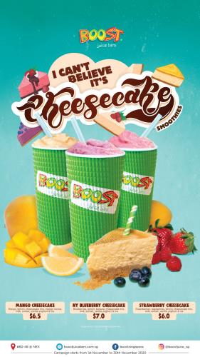 Boost Juice_Cheesecake - NEX_1080px x 1920px