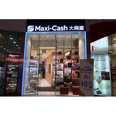 Maxi-Cash Shopfront