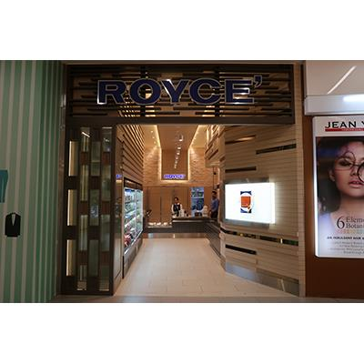 Royce' Shopfront