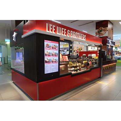 Lee Wee & Brothers Foodstuff Shopfront