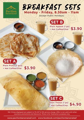 NEX - PBL Breakfast Set [A4]