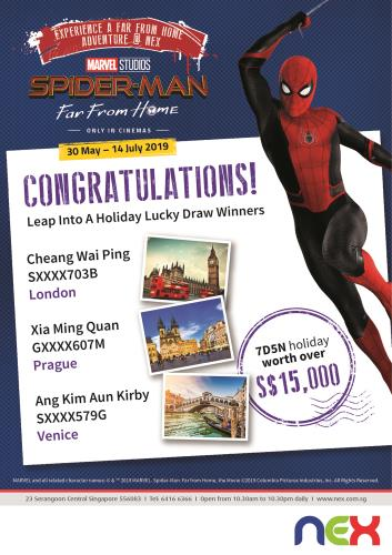 4333NEX_Spider-Man_Far From Home Campaign - Lucky Draw Winners Result-01
