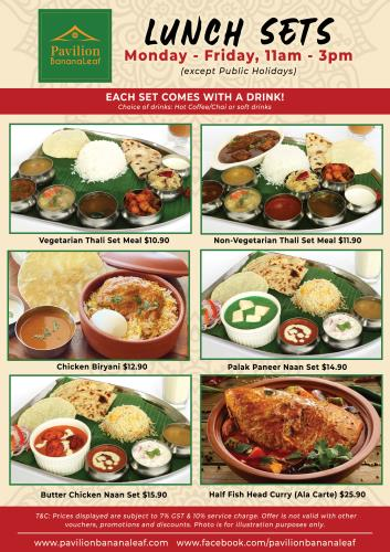 NEX - PBL Lunch Set [A4]