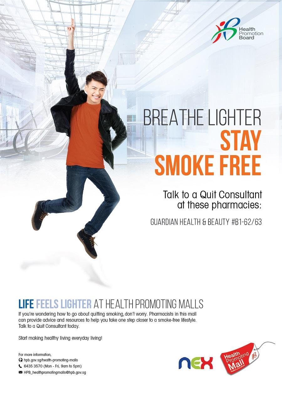 HPB Smoke Free poster