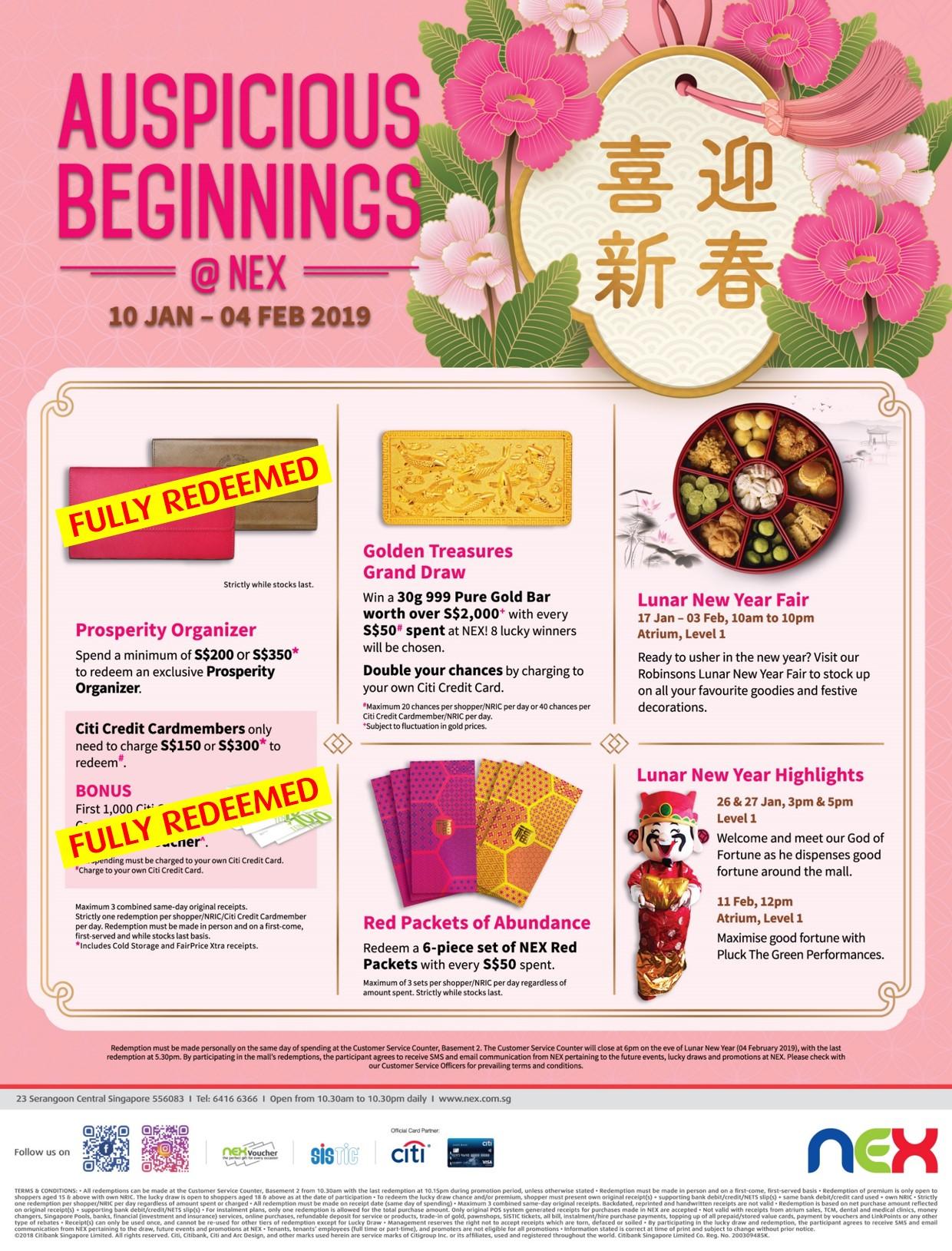 3902NEX_Lunar New Year 2019 Campaign_ST ad_8Jan_FA2_CITI&ORG_FULLYREDEEMED