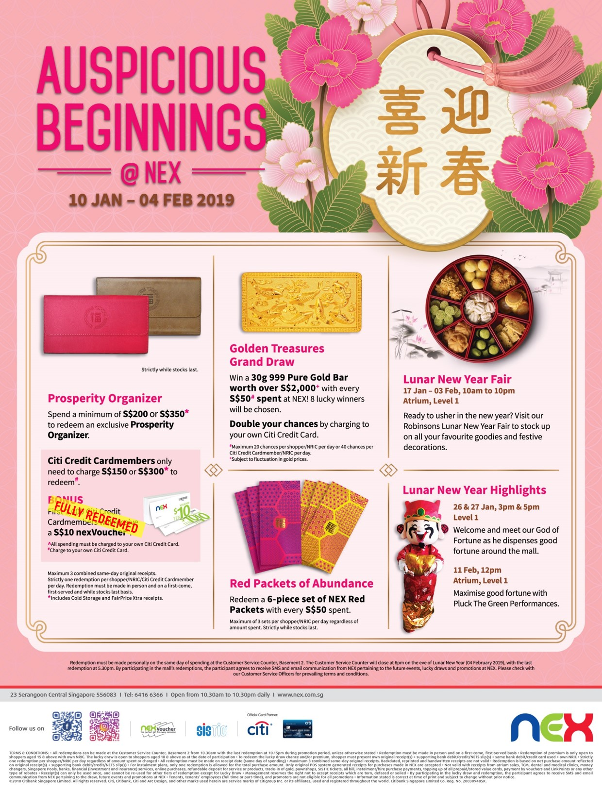 3902NEX_Lunar New Year 2019 Campaign_ST ad_8Jan_FA2_CITIBANK_FULLYREDEEMED