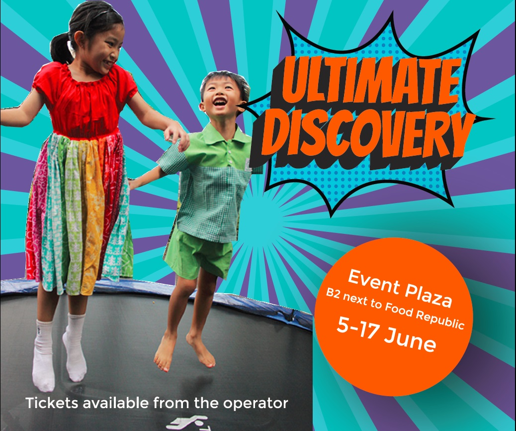 Untimate Discovery poster 2