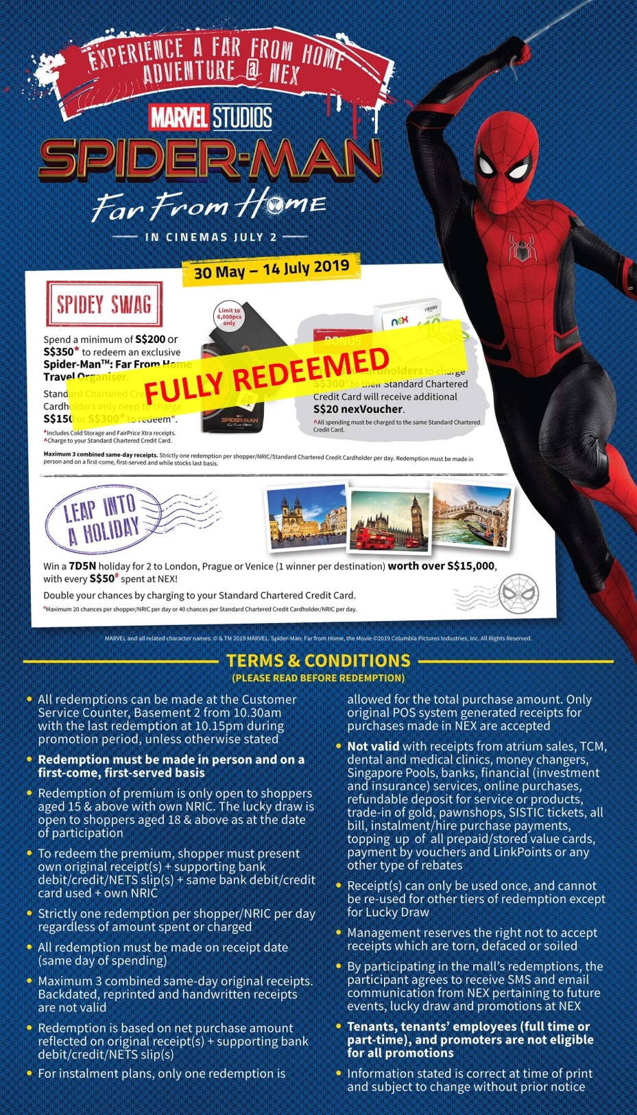 JuneCampaign T&C Premiums FullyRedeemed